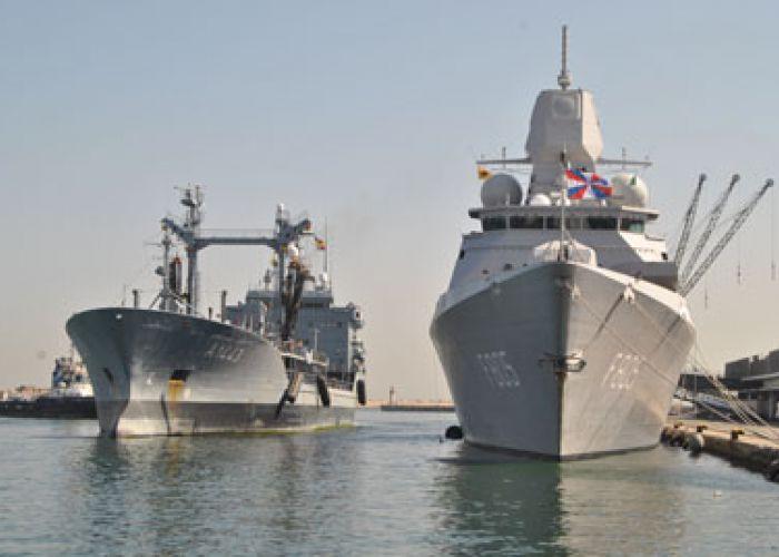 Forces navales SNMG-1