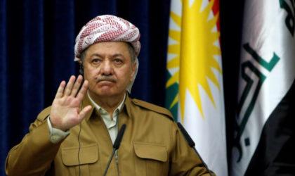 L'armée irakienne prend le contrôle de la frontière entre la Turquie et le Kurdistan irakien