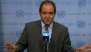 Sabri boukadoum Algérie ONU