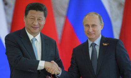Les présidents Xi et Poutine s'engagent à renforcer leur coopération