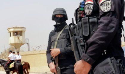 Egypte : 14 morts et 14 personnes arrêtées dans des opérations antiterroristes (Xinhua)