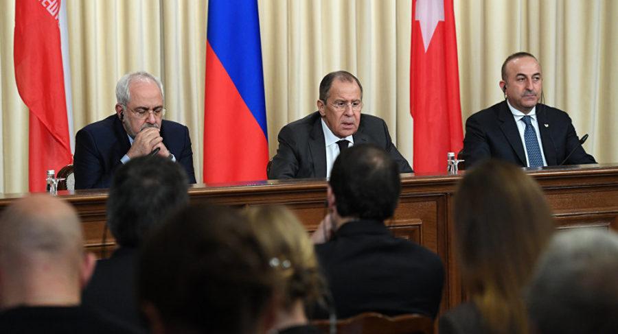 Syrie sommet trilatéral