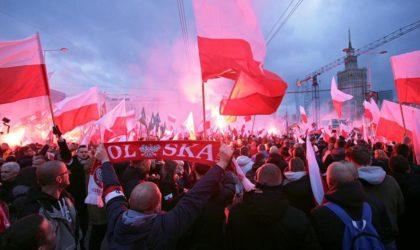 Montée de l'extrême droite en Europe: une mosquée vandalisée à Varsovie