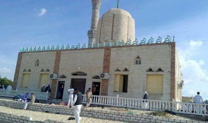 Nord-Sinaï: les terroristes portaient le drapeau de Daech