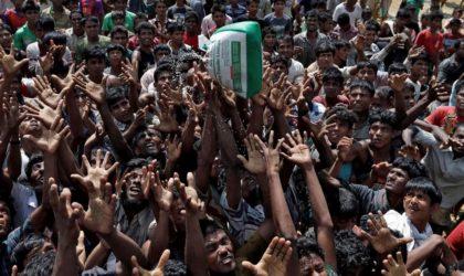 Amnesty International: «Les Rohingyas sont pris au piège d'un régime d'apartheid déshumanisant»
