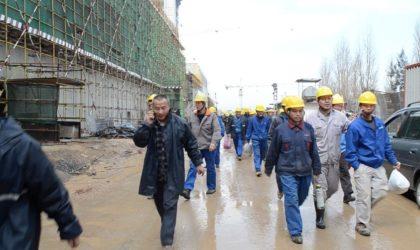 Les Chinois expriment leur volonté d'investir en Algérie