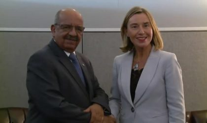Messahel prend part aux travaux de la réunion Union africaine-Union européenne