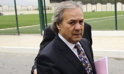 Madjer  : «M'bolhi et Feghouli ne sont pas écartés définitivement»