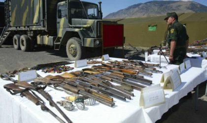 Aïn Defla : un élément de soutien aux groupes terroristes arrêté