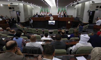 APN: des groupes parlementaires appellent les grévistes à «la sagesse»