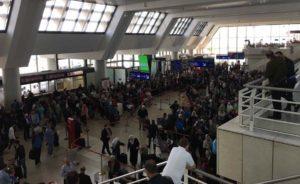 Aéroport d'Alger Boumediene