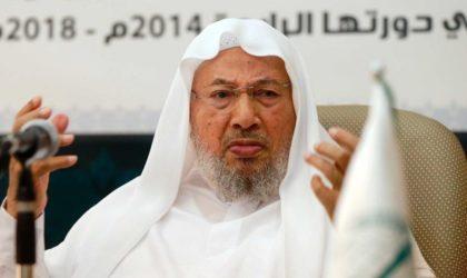 Le front anti-Qatar classe l'Union des oulémas comme organisation terroriste