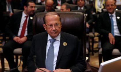 Le Liban et l'Irak tournent le dos à la Ligue arabe : que fera l'Algérie ?