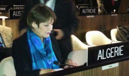 Benghebrit prend part à la 39e session de la Conférence générale de l'Unesco