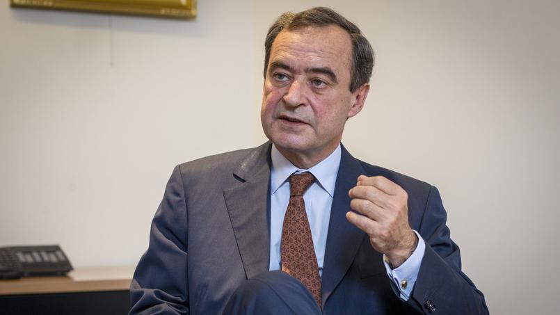 Bruno Lafont, PDG de Lafarge de 2007 à 2015