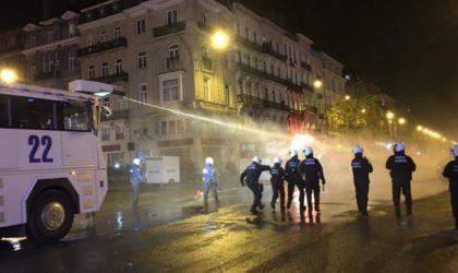 De sources sûres : le Makhzen a planifié les scènes de pillage à Bruxelles