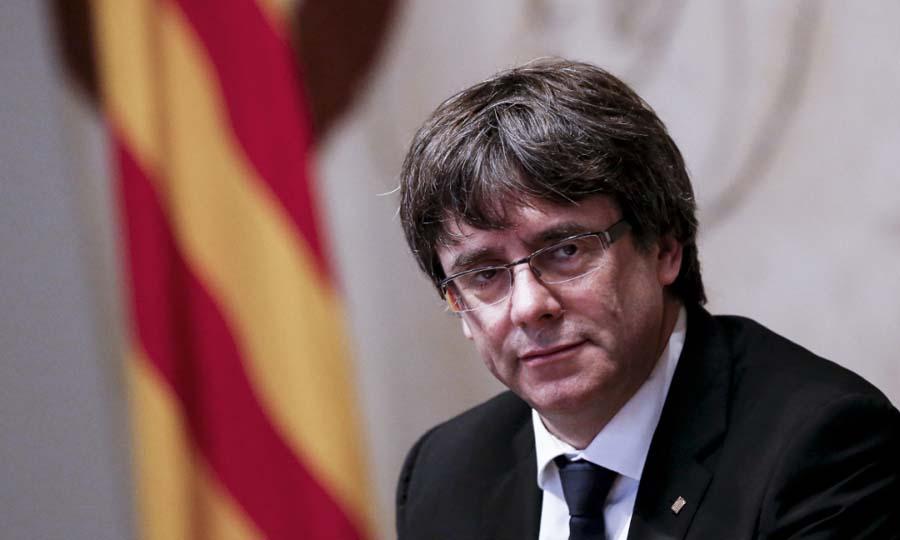 Catalogne Puigdemont