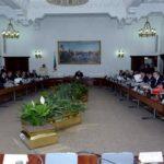 Bouteflika Conseil des ministres