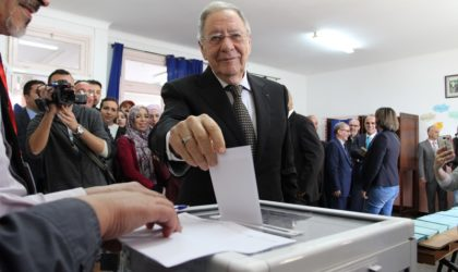 Djamel Ould-Abbès satisfait des résultats du FLN aux élections locales