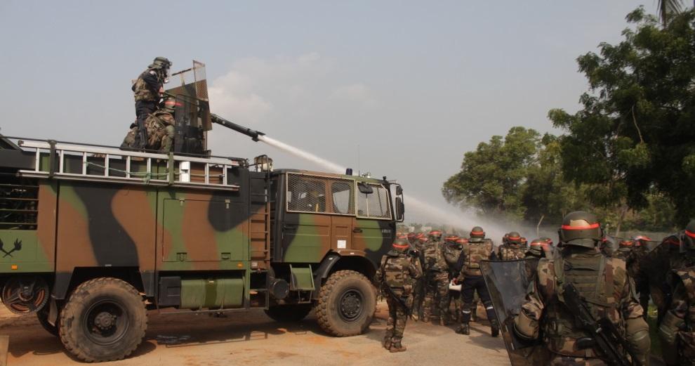 La Force en attente d'Afrique de l'Est (EASF)