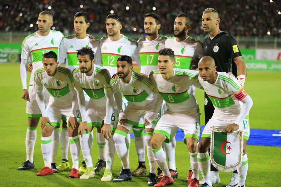 match amical Algérie-Portugal
