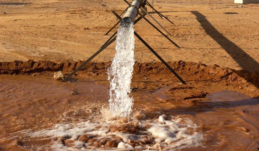 Eau à Ghardaïa