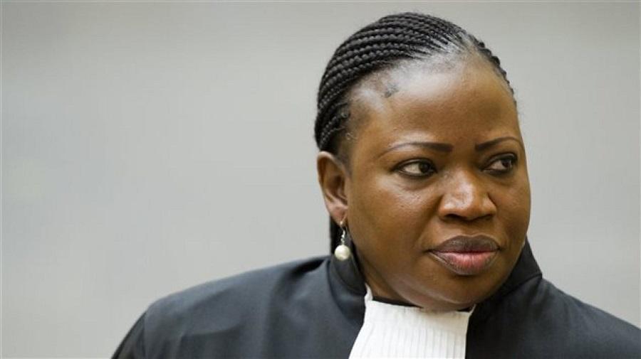 Fatou Bensouda CPI
