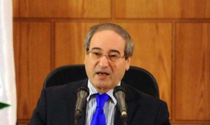 Damas soupçonne l'OIAC d'avoir falsifié le rapport sur les attaques chimiques