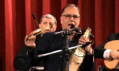 Farid Khodja chante l'amour et la paix à la basilique Notre-Dame d'Afrique