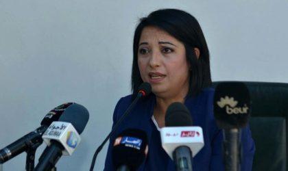 Fatma-Zohra Zerouati : «L'Algérie est capable de réduire de 22% ses émissions de gaz»
