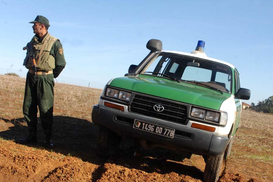 gendarmerie contrebande