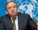 Guterres met en garde contre l'impact des politiques antiterroristes