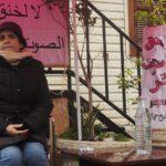 Hadda Hazem, directrice de la publication arabophone El-Fedjr