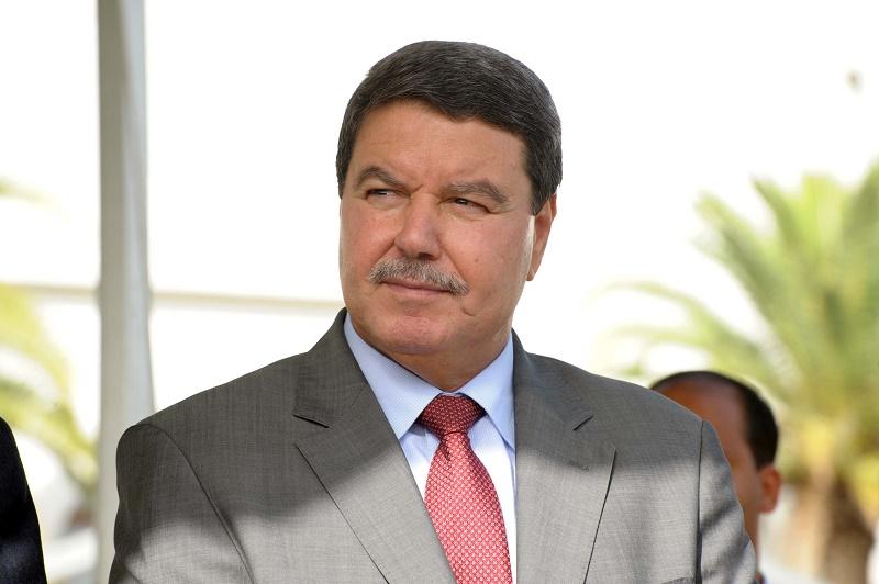 Le directeur général de la Sûreté nationale, Abdelghani Hamel