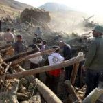 Tremnelement de terre Iran