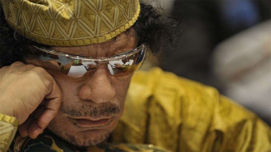 Tchad Kadhafi