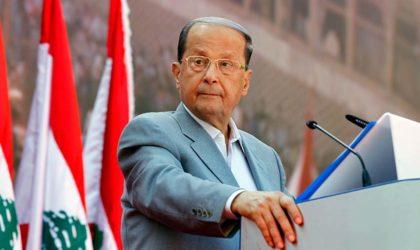 Coup de colère spectaculaire d'un journaliste libanais contre les dirigeants de son pays