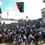 Libye trafic