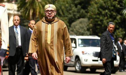 Le roi du Maroc nargue l'Algérie et profère des menaces à peine voilées