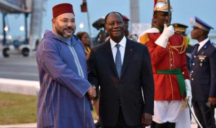 Le régime de Rabat reconnaît le Sahara Occidental à partir d'Abidjan