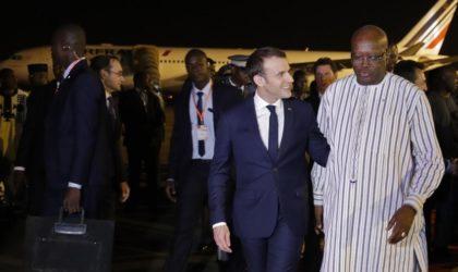 Méprisant Macron