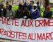 Des migrants subsahariens battus par la police au Maroc
