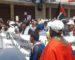 Les Marocains manifestent contre la collusion entre leur roi et l'Etat sioniste