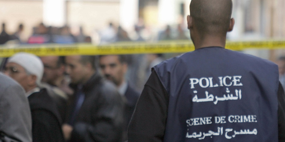 Maroc Marrakech attaque
