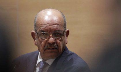 Messahel bientôt à Washington pour une conférence sur la sécurité en Afrique