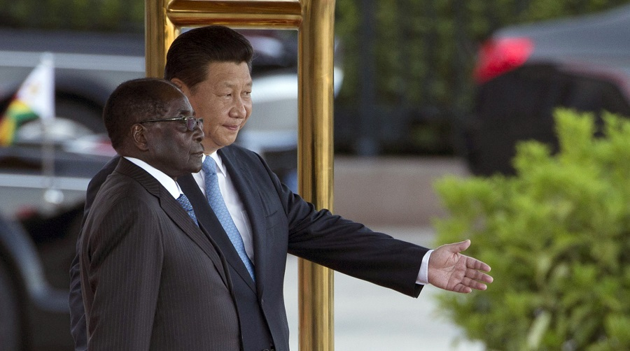 Chine Mugabe
