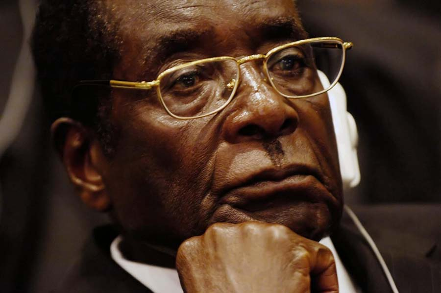 Président Mugabe