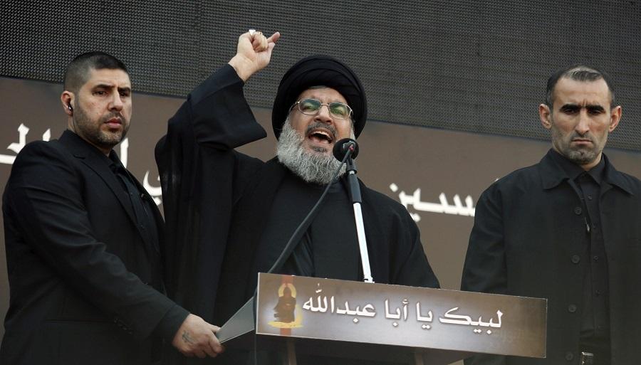 Liban Hassan Palestine