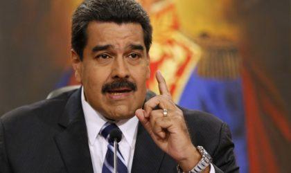 Pétrole : Nicolas Maduro veut allonger la durée de l'accord sur les quotas de production