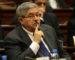 Ouyahia reçoit les ministres français des Affaires étrangères et de l'Economie